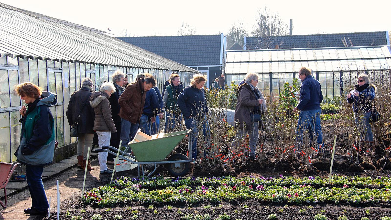 Historische Tuin Aalsmeer - Start seizoen 2020